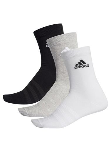 adidas Spor Çorap Gri